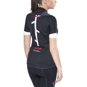Cube Blackline Koszulka kolarska, krótki rękaw Kobiety czarny